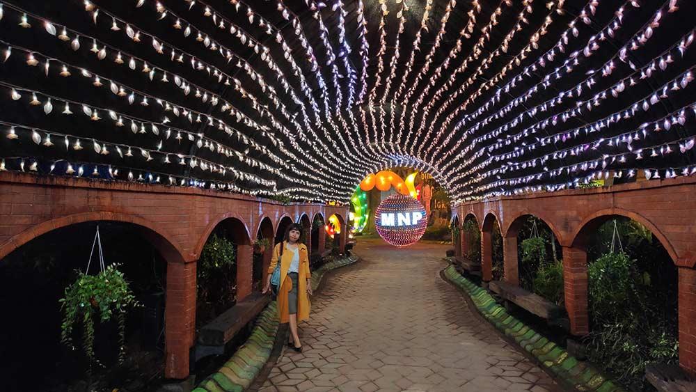 Spot Foto di Malang Night Paradise