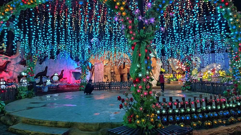 Lokasi Malang Night Paradise