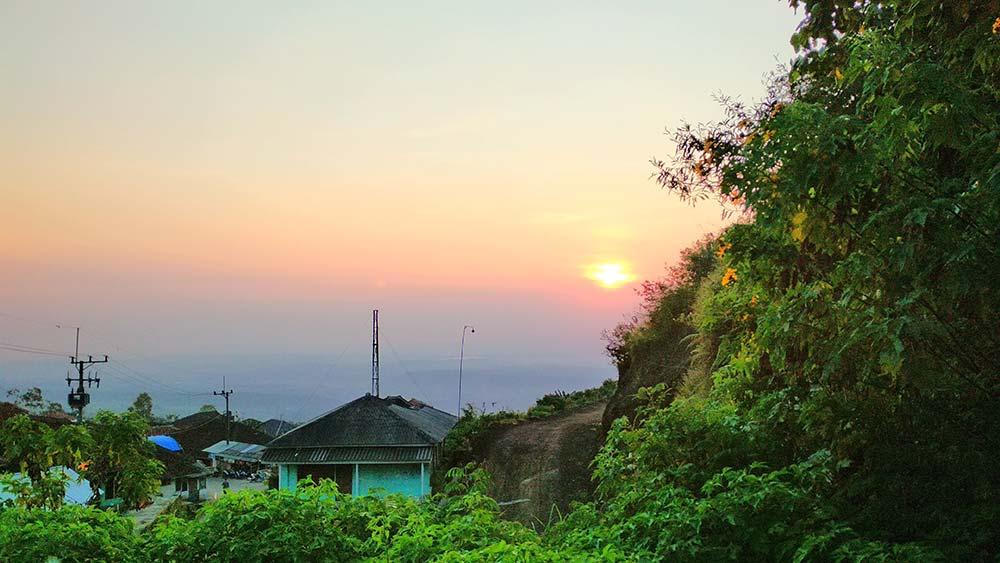 Rute menuju Sukageuri View