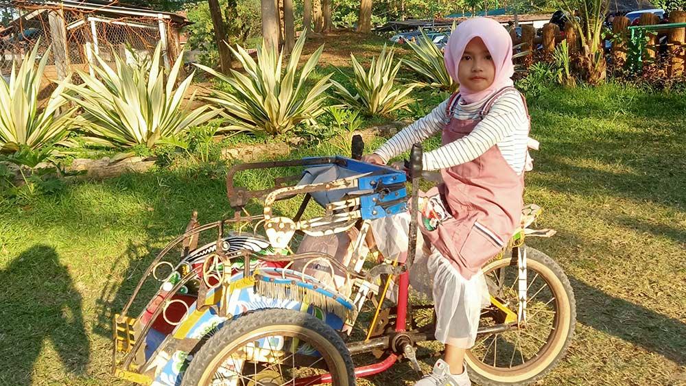 Villa Kancil Kampoeng Sunda Bandung