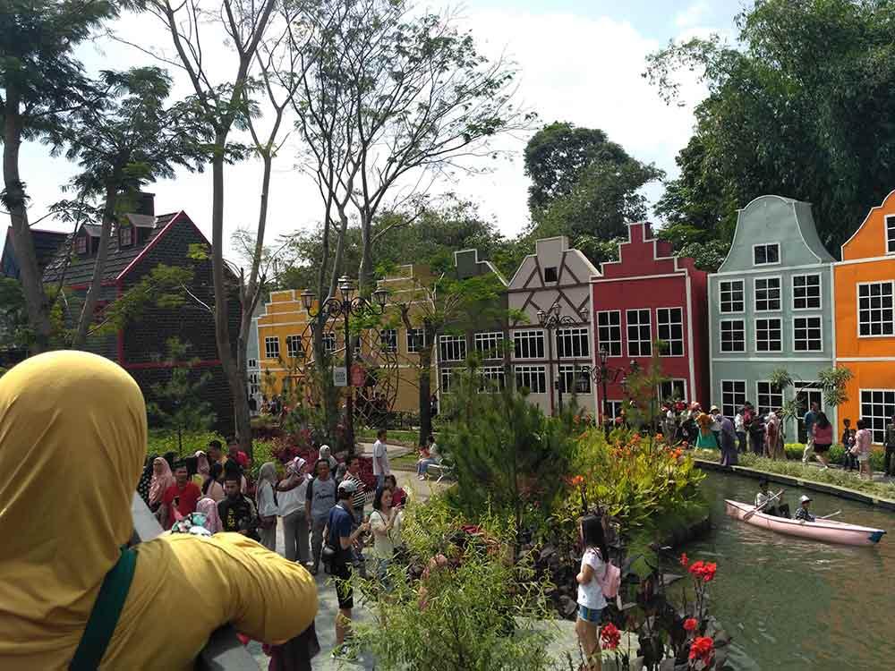 TIket masuk Devoyage Bogor