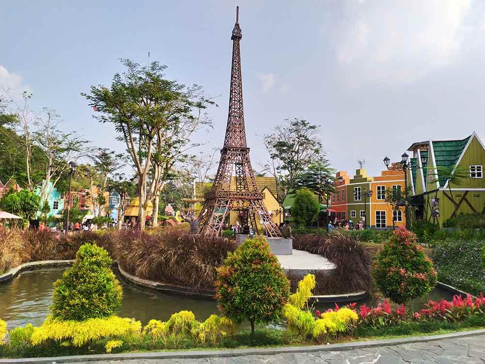 Lokasi Devoyage Bogor
