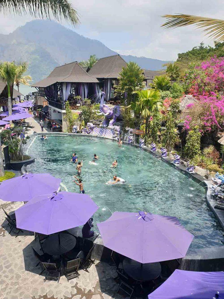 Fasilitas di Toya Devasya Bali