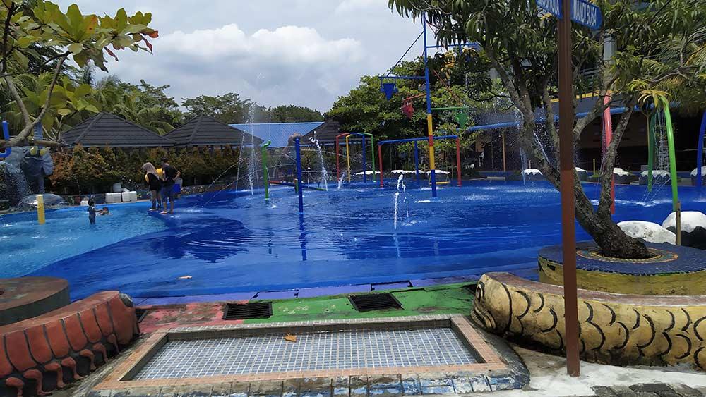 Hairos Water Park Medan