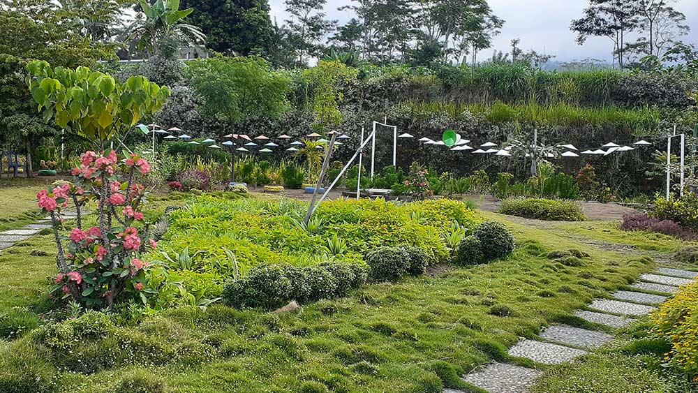 Taman Sitinggil Garden Boyolali