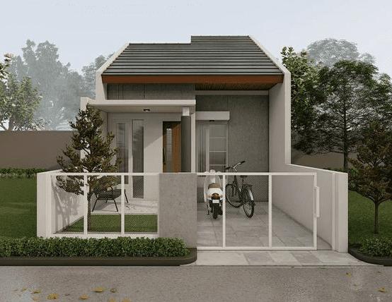 Download Gratis Desain Rumah Tipe 36 Untuk Perumahan Pinhome