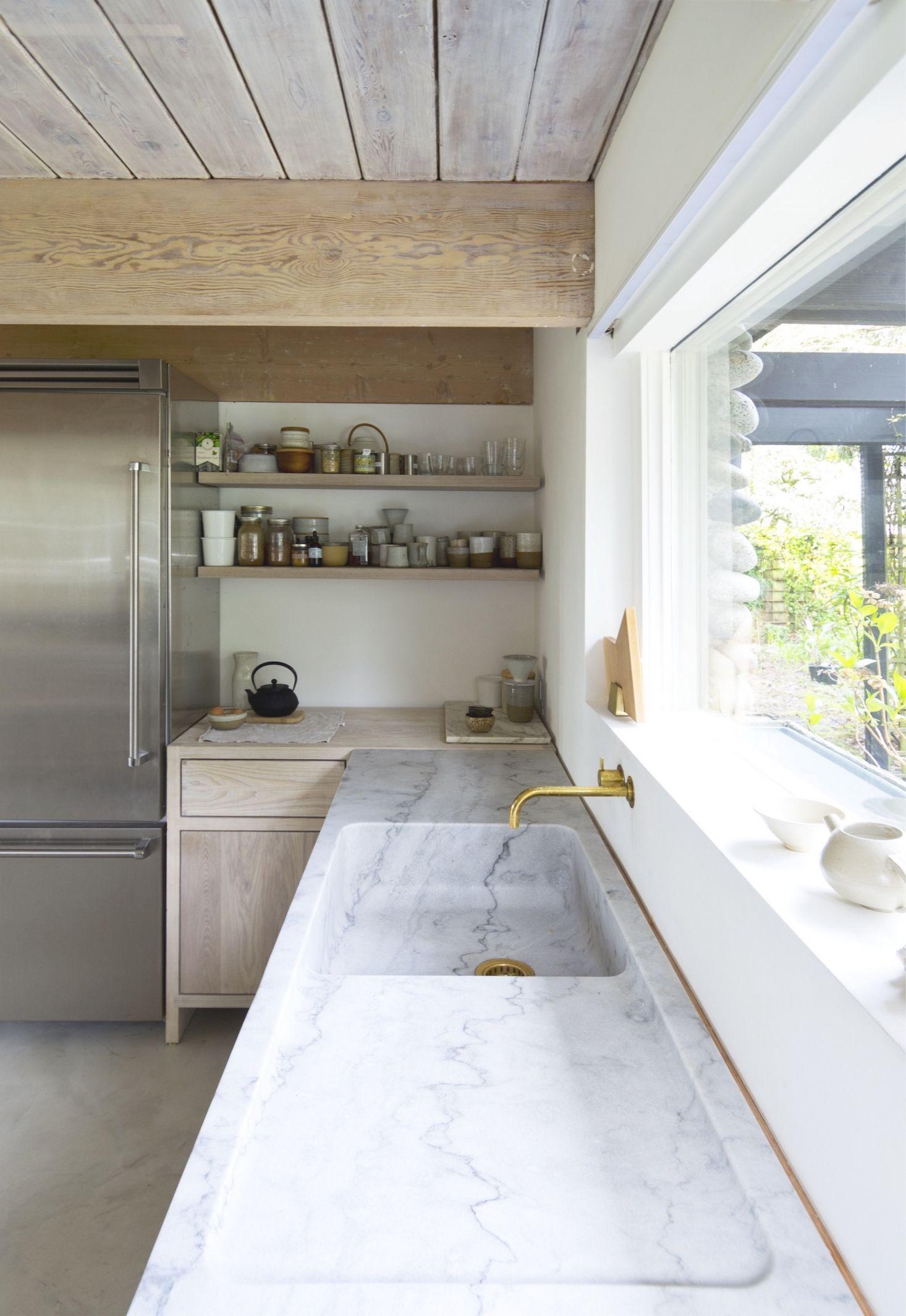 inspirasi kitchen sink minimalis untuk dapur