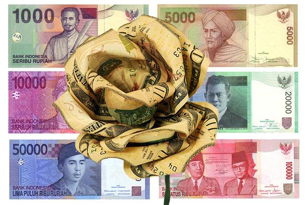 bunga uang