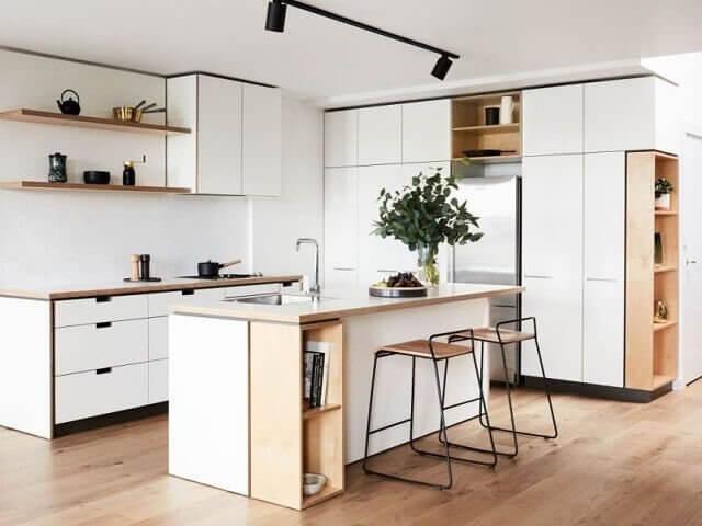Desain Ruang Dapur Modern