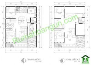 denah-rumah-2-lantai