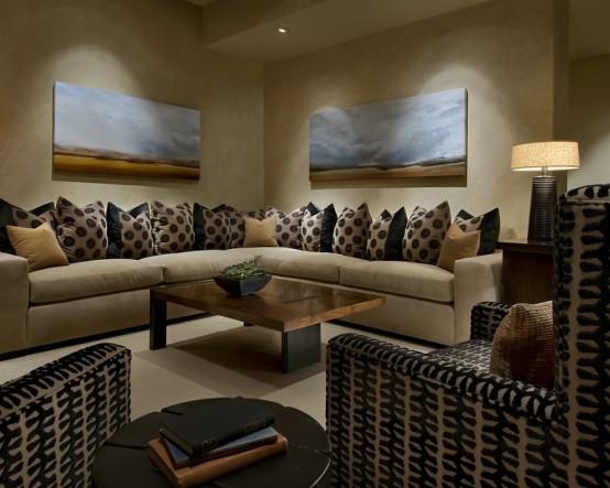 desain ruang keluarga