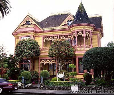 rumah gaya victoria