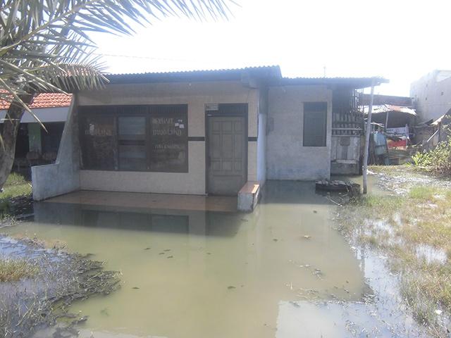 rumah kebanjiran