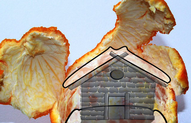 rumah kulit jeruk