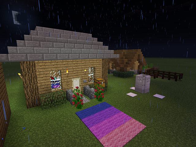 rumah lembab