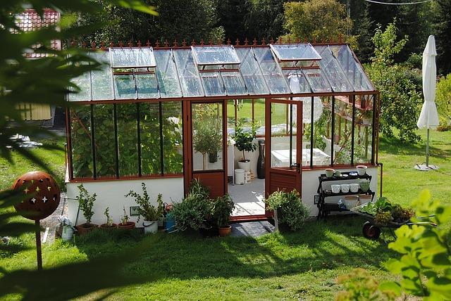 rumah tanaman