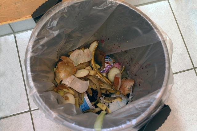 sampah rumah tangga