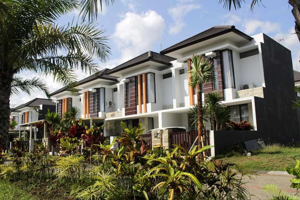 desain rumah tropis