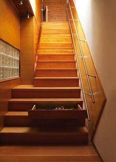 tangga laci
