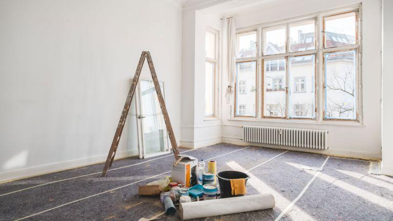 Renovasi rumah budget murah