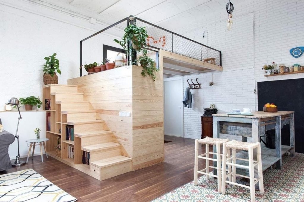 Model tangga rumah
