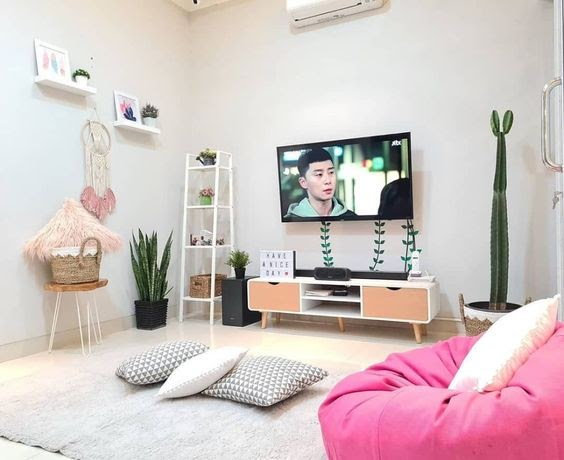 Meja TV Minimalis