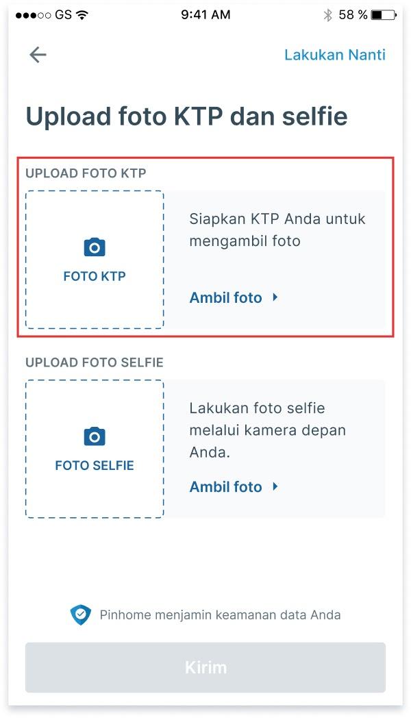 upload foto