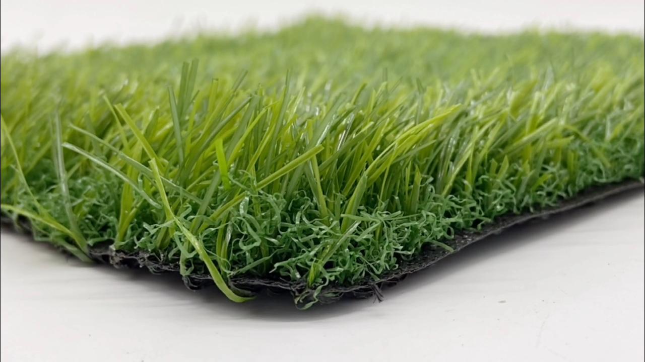 bentuk rumput sintetis