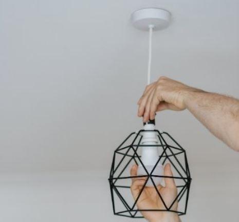 13 Model Lampu Gantung Ruang Tamu