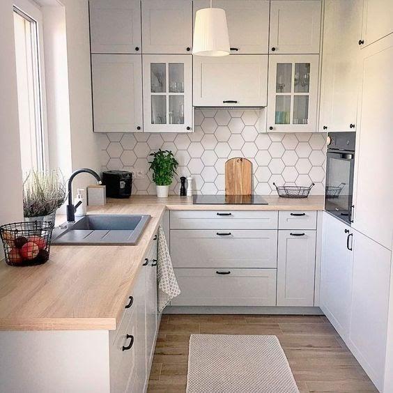 sempit dapur minimalis sederhana