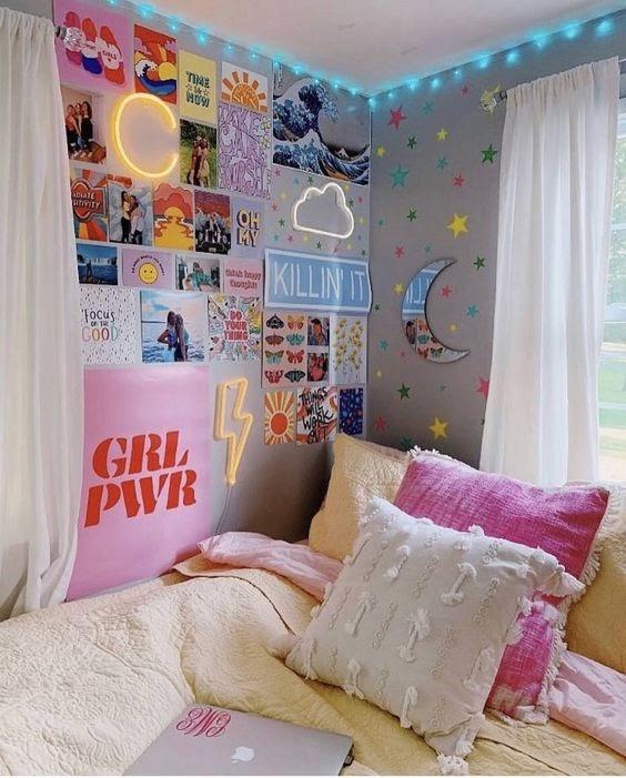 hiasan dinding kamar