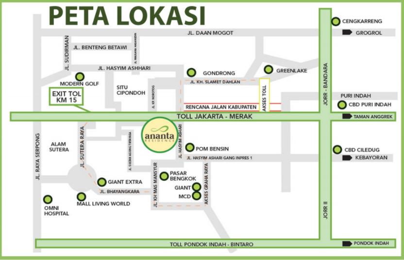 Ananta Residence Tangerang