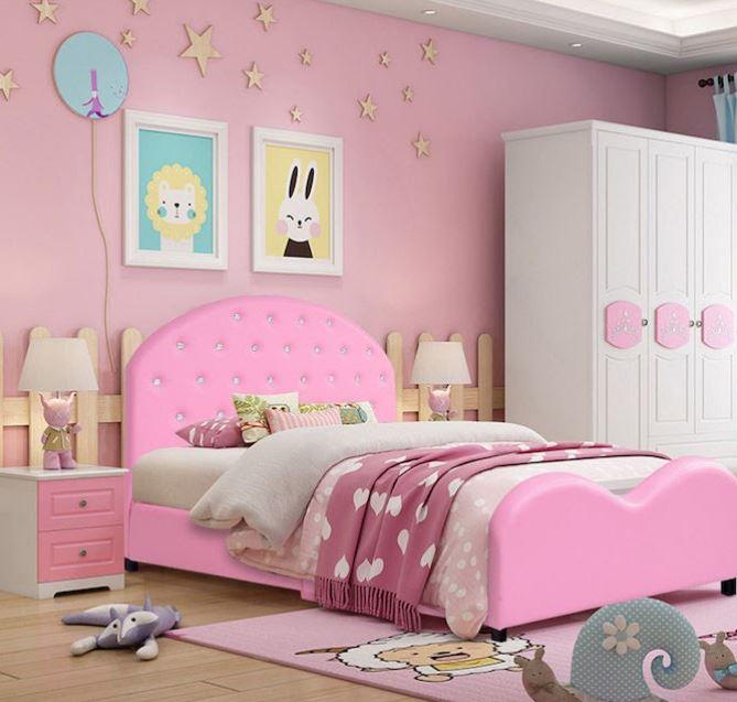 Kamar Warna Pink