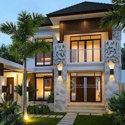 rumah impian sederhana