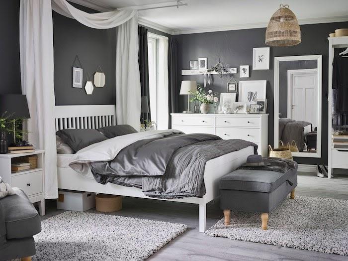 cat kamar tidur 2 warna