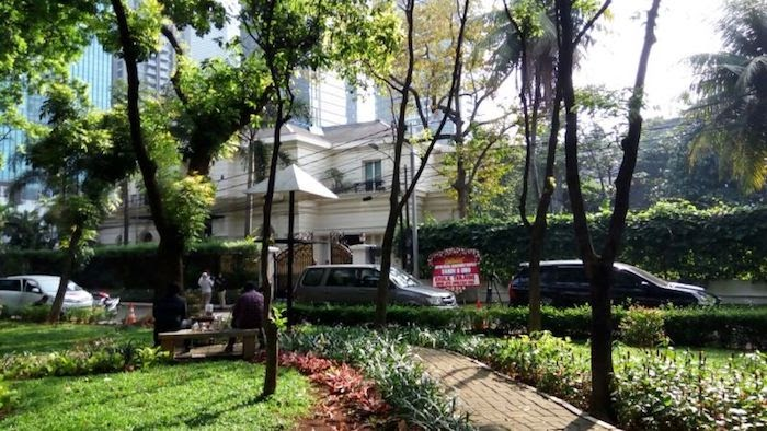 rumah termewah di indonesia