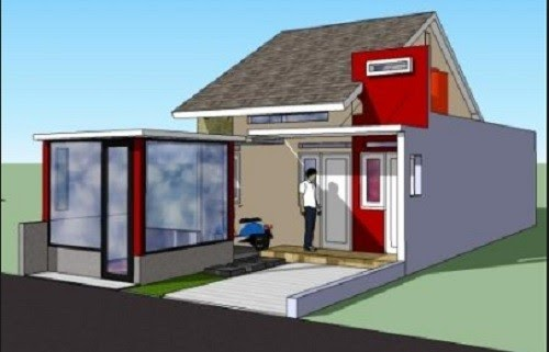 9 Model Desain Warung Kecil depan Rumah untuk Usaha Sederhanamu