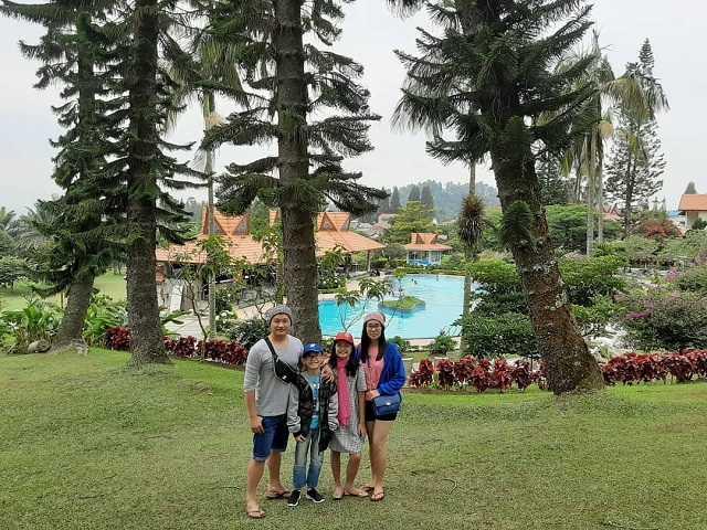 sinabung hill resort