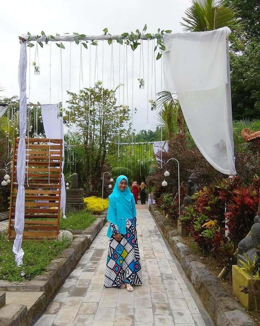 area taman di lembah tumpang resort
