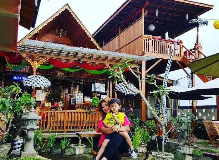 bali house restaurant