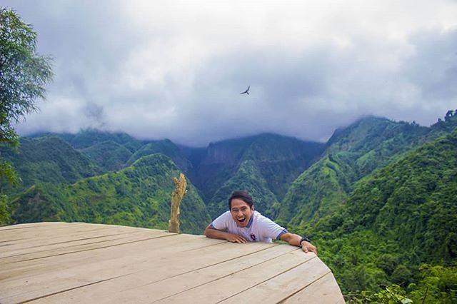 berswafoto di bukit ongokan kediri