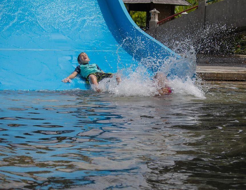circus waterpark kuta bali juga cocok buat anak-anak