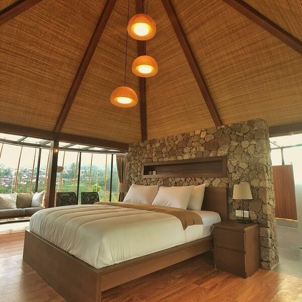 desain interior bubu jungle resort
