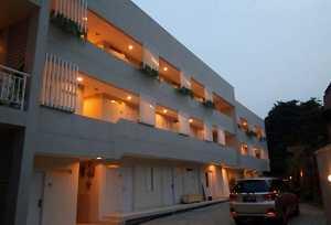 hotel ordua bekasi