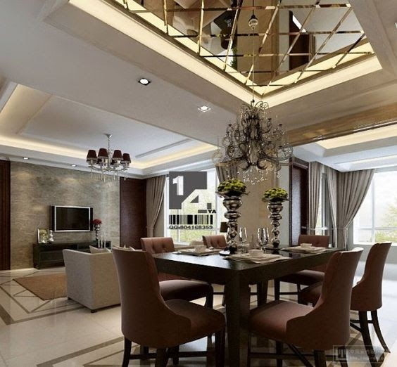 plafon rumah minimalis terbaru