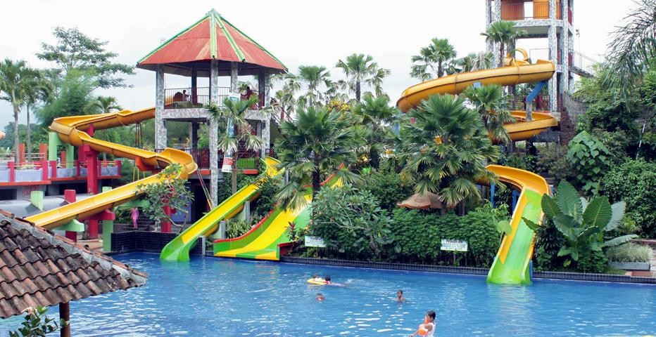 kolam renang happy fun