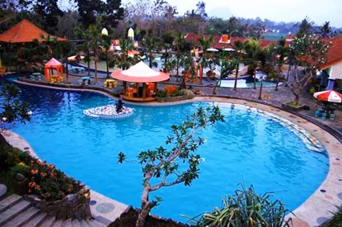 kolam renang niagara park