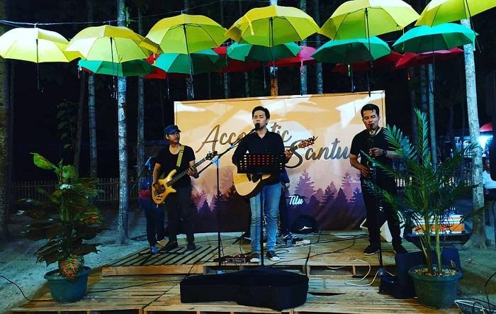 live music di cafe kawung 3 bojong rangkas