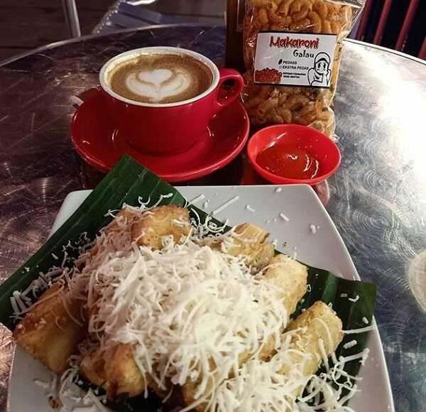 menu kopi kabut sevillage ciloto cianjur