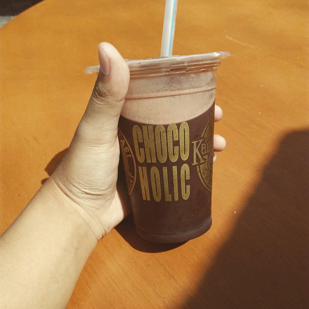 minuman cokla di kampung coklat blitar